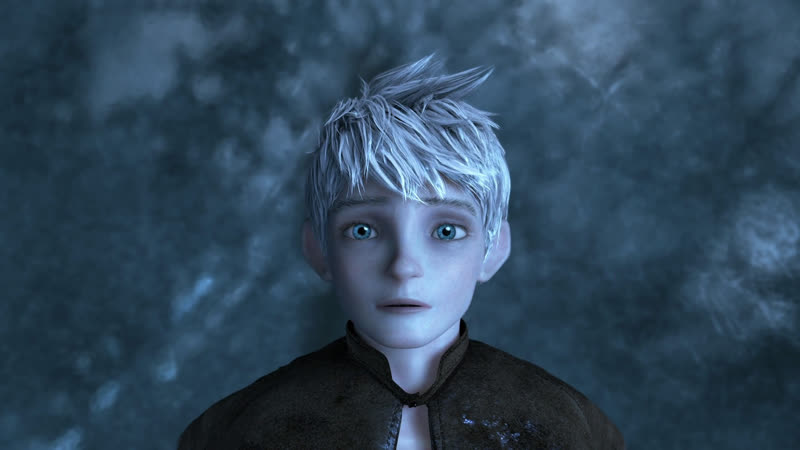 Instead of being afraid, go ahead... cheer up/Jack frost