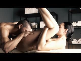 Правильный массаж - это когда вот так [Growing excitement, massage, oil, cumshot, skinny, porn, fullhd]