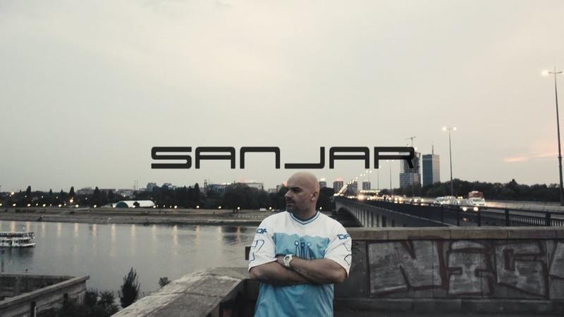 ILA feat DIMA - SANJAR (Serbian Rap 2019) OFFICIAL VIDEO