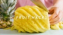 How to CUT FRUIT - 5 Clever Fruit Hacks for Summer