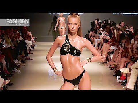 THE BLACK TAPE PROJECT Swim AHF Beach 2018 SS 2019 Miami Fashion Channel