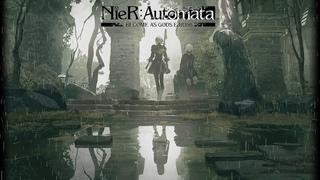 Relaxing NieR: Automata Music with Rain (Remaster: Heavier Rain)