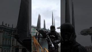 Звёздные войны: Новая реальность Санкт-Петербурга часть 2, 2021 год #shorts