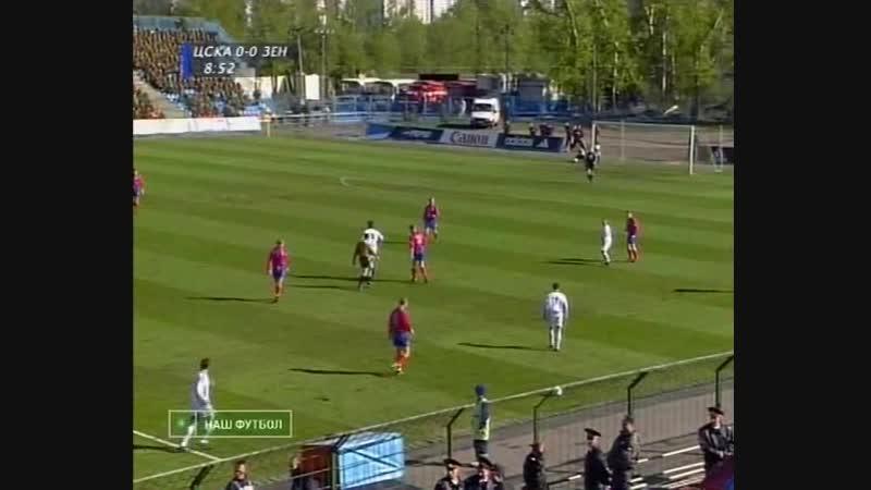 RPL 99 CSKA vs Zenit