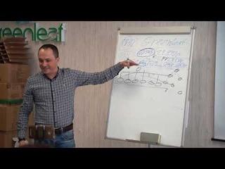 Презентация компании Greenleaf  Подробное разъяснение стратегии, и алгоритмов работы