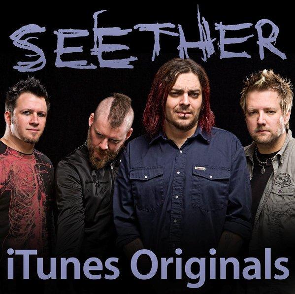 Seether album iTunes Originals