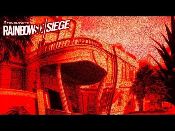 Rainbow 6 Siege Consulate Garage Song EAR RAPE