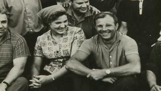 Смоляне, которым удалось не только увидеть первого космонавта  Юрия Гагарина, но и пообщаться с ним
