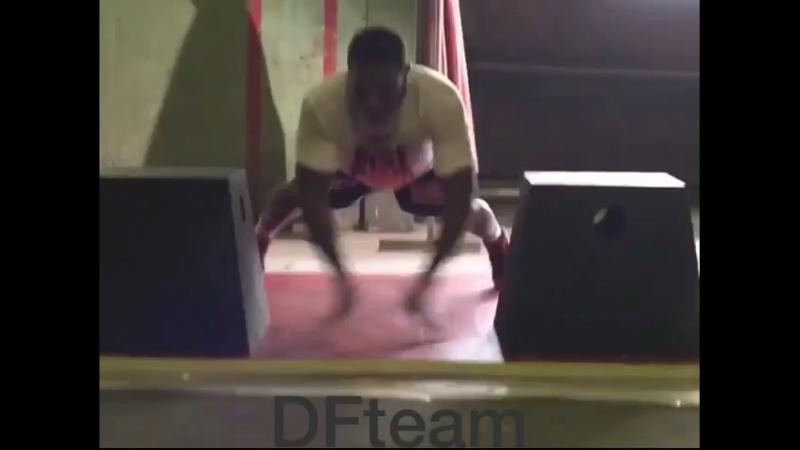 DFteam Motivation Jordan Burroughs