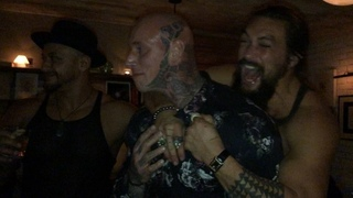 """Martyn Ford on Instagram: """"And it's all going off 😂😂😂😂😂😂😂 love these boys @realdealmada @prideofgypsies my head still hurts 😂😂😂 #party #friends #ha..."""