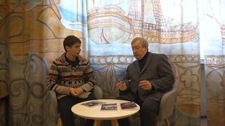 Беседа с писателем и экологом Юрием Шевчуком (не тем!)