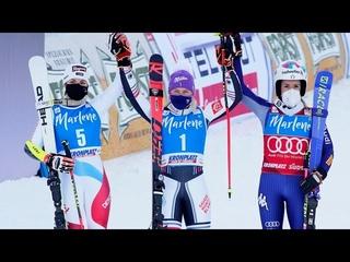 FIS Alpine Skiing World Cup - Women's Giant Slalom - Kronplatz ITA (Run2)