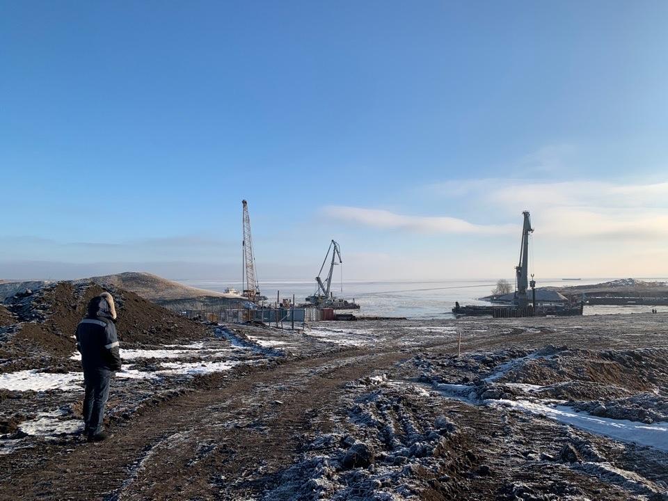 В Самарской области началось строительство моста, который сблизит Европу с Западным Китаем