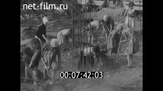 1963г. Калуга. музей космонавтики имени К.Э.Циолковского