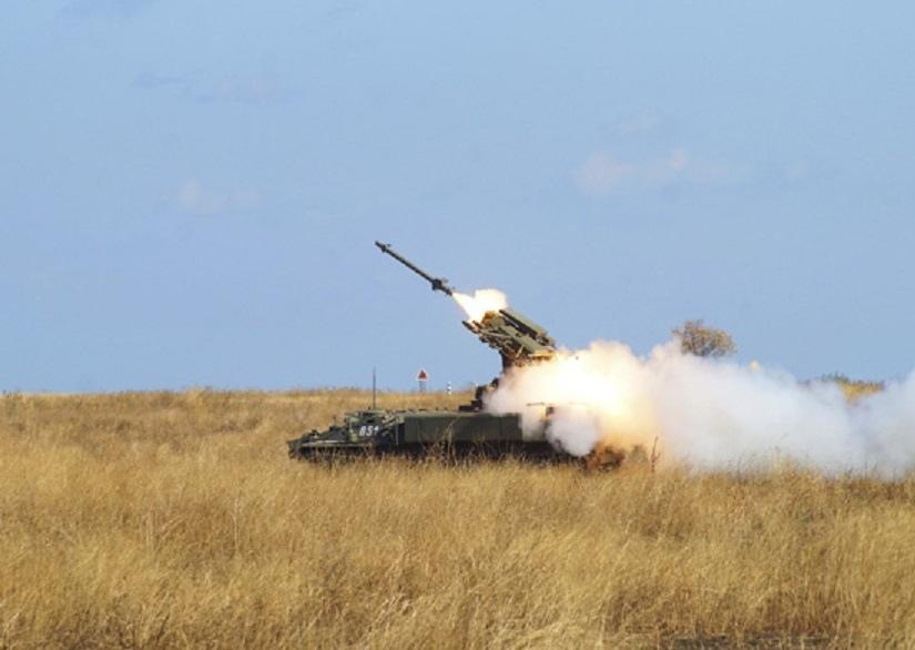 Расчеты ПВО подняли в КЧР по тревоге
