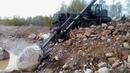 Бурильно-ударная машина БУМ-2. Геомаш.
