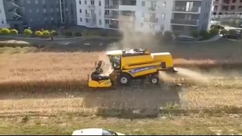 Фермер отказался продавать свою землю застройщикам athvth jnrfpfkcz ghjlfdfnm cdj. ptvk. pfcnhjqobrfv