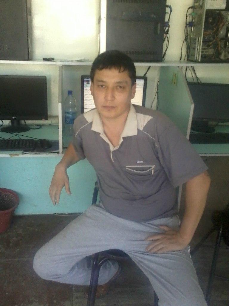 Рысбек Папыев, Эски-Ноокат - фото №29
