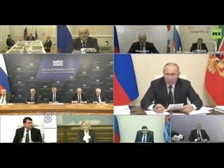 Владимир Путин поддержал идею сделать 31 декабря выходным