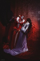 vampire countess who bathed in blood - 667×1000