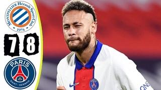Paris Saint-Germain vs Montpellier 2−2 (6-5) - Extеndеd Hіghlіghts & All Gоals 2021 HD