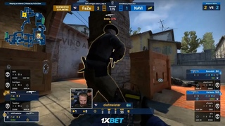 Perfecto nade double kill against Faze on Inferno | IEM Cologne | Semifinal