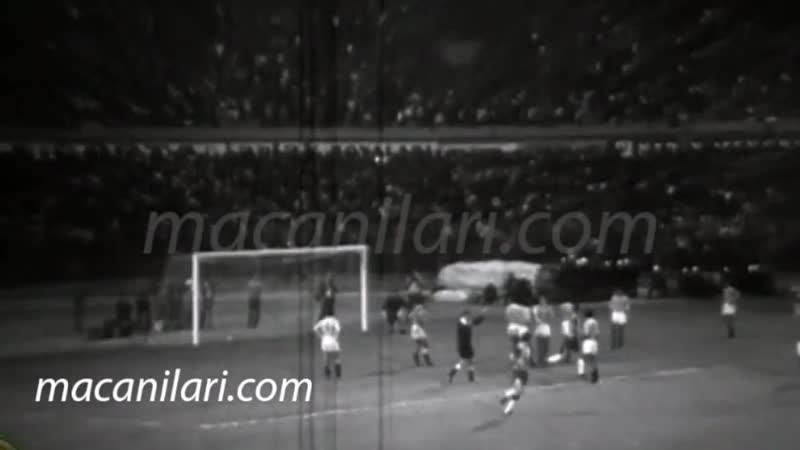 Фенербахче Карл Цейсс Цена Первый матч 1 16 финала КЕЧ 1970 1971