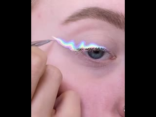 Rainbow unicorn make up tutorial