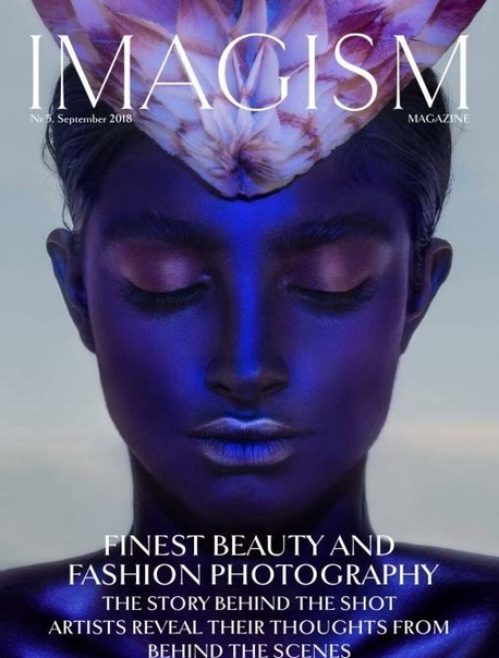 Imagism Magazine September 2018