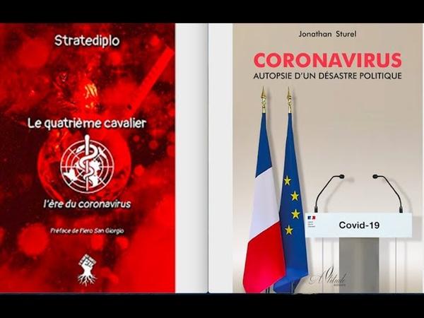 Deux livres à lire sur la crise du Covid 19 !