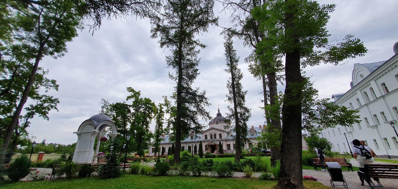 Домовая церковь Кирилла и Мефодия