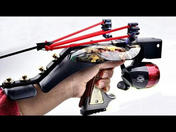 10 Крутых тактических рогаток для охоты и рыбалки с Алиэкспресс амуниция