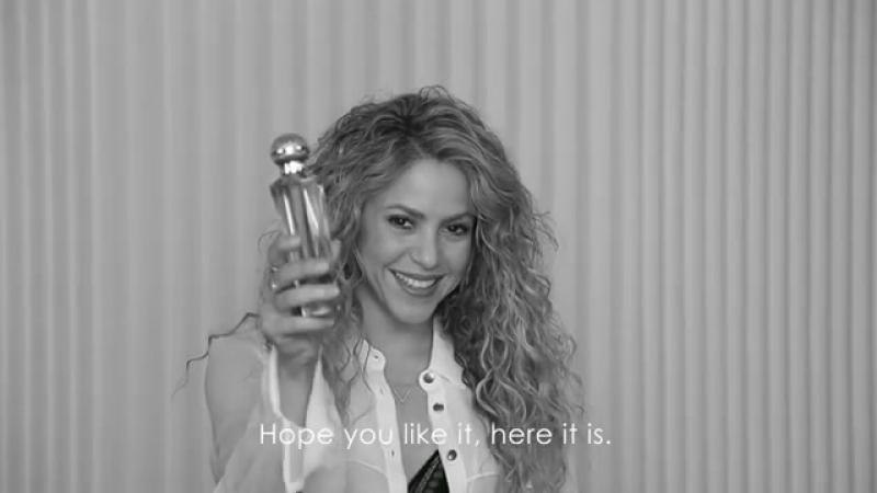 Estamos muy felices de presentarles la nueva fragancia de Shakira ShakiraDream Próximamente les compartiremos el anuncio de t