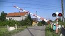 Spoorwegovergang Rawicz (PL) Railroad crossing Przejazd kolejowy