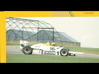 Os bastidores do primeiro teste de Senna com um F1 em 1983