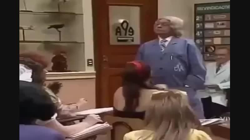 Escolinha do prof Raimundo volta da ditadura