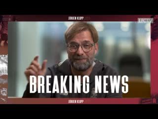 Jürgen klopp agrees new contract until 2024 _ a message from the boss 🤩