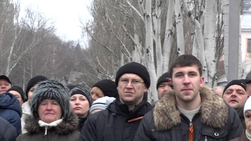Мелитополь 1 марта 2014 Русвесна
