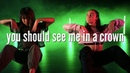 Kaycee Rice and Bailey Sok - Billie Eilish - you should see me in a crown - Choreography Jojo Gomez
