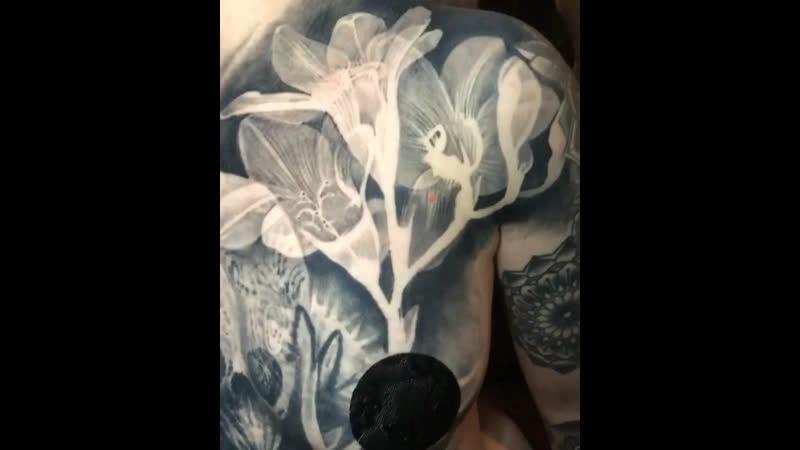 Arron raw tattoo