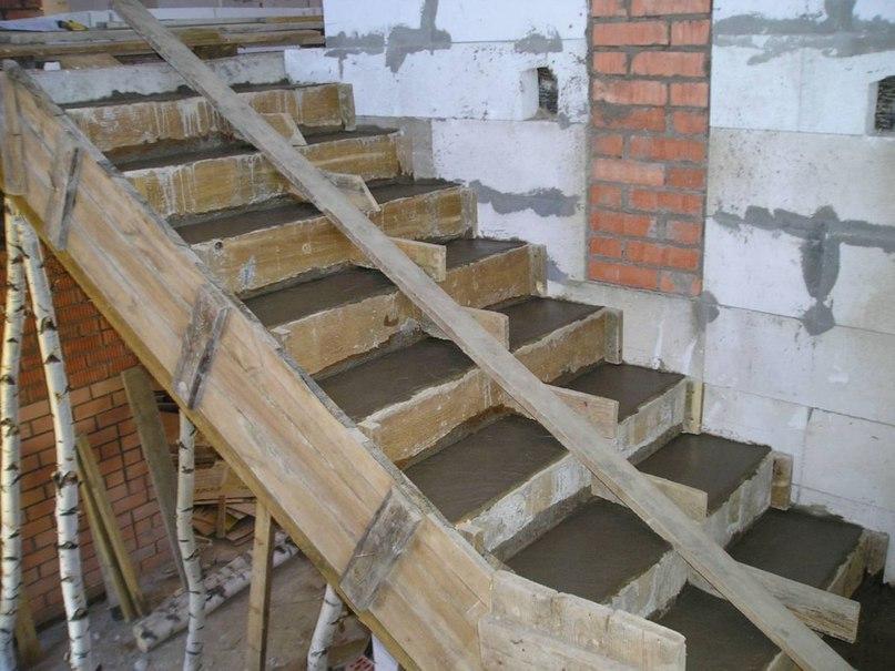 Советы по изготовлению бетонной лестницы, изображение №4