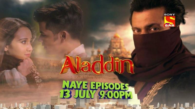 Aladdin- Naam Toh Suna Hoga | New Episodes start from 13th July | SwitchOnSAB