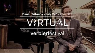 Virtual Verbier Festival: DG presents Daniil Trifonov