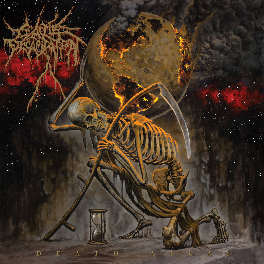 Cattle Decapitation - Death Atlas [single] (2019)