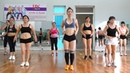 Easy Exercise To Lose Belly Fat At Home For Beginners - 35 Mins Aerobic Workout EMMA Fitness