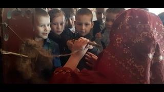 Познавательная программа «Как на Руси люди жили». Центр традиционной народной культуры, с.Верховажье