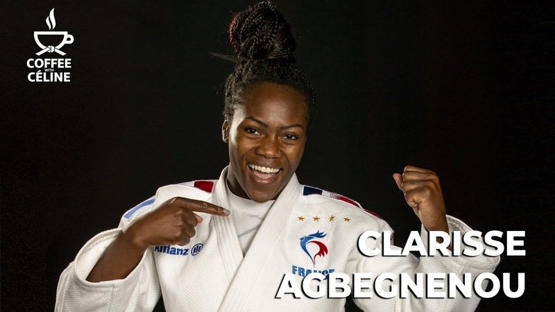 Кларисс Агбеньену Clarisse Agbegnenou