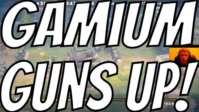 Guns Up! mmo rts f2p gamium steam kostandi ggk