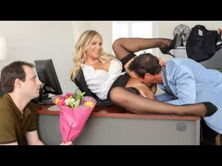 Cucked - sissy husband watches as his wife gets cock for lunch / alison avery