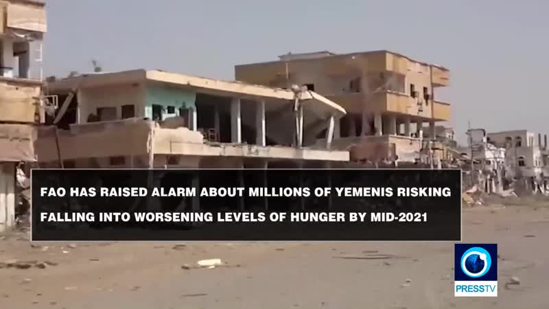 Report shows extent of Yemen damage after 2100 days of Saudi led war